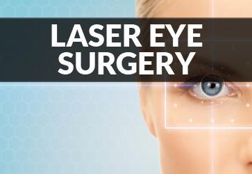 Lase Eye Surgery